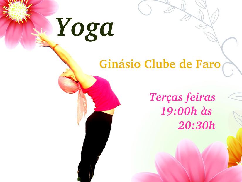Aulas de yoga em Faro
