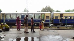 Toy Train em Pathankot