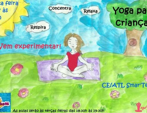 Yoga para Crianças no SmarTeens em Faro
