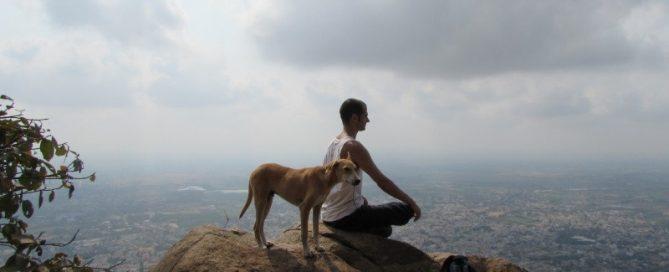 Arunachala em Tiruvanamalai